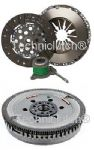 DUAL MASS FLYWHEEL DMF & COMPLETE CLUTCH KIT VOLVO V40 1.9 DI